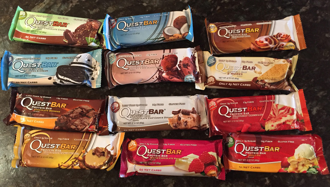 Quest Bar Review: Ranking Them All